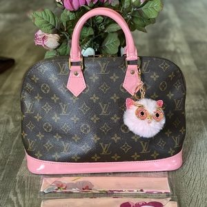 💯Authentic Preloved Louis Vuitton Alma Pm